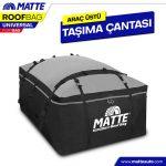 Matte® Araç Üstü Tavan Çantası, Yeni Nesil Portbagaj